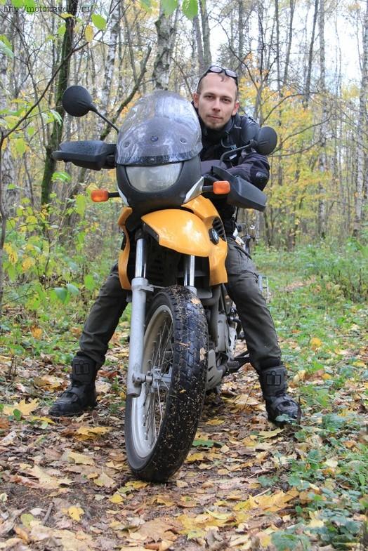 Путешественник на мотоцикле и не только :))