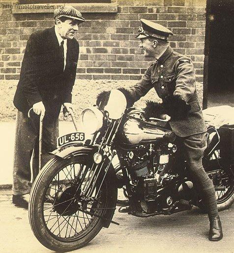 фотография мотоцикла второй мировой войны