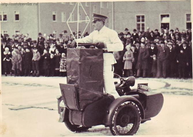 фотография мотоцикла великой отечественной войны