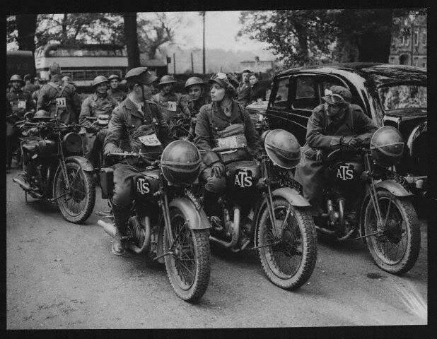 фотографии военны мотоциклов союзников второй мировой войны
