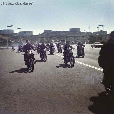 Ангелы ада на мотоциклах