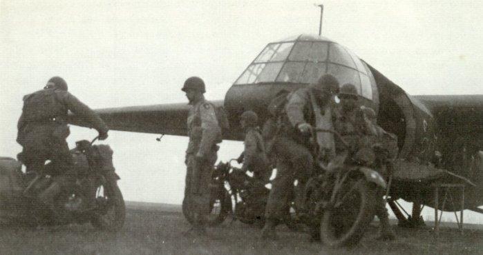 фотография мотоциклов второй мировой войны