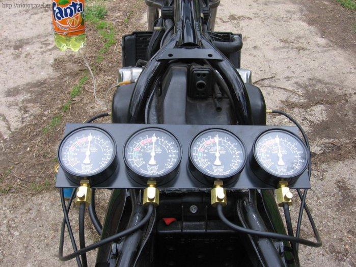 синхронизация карбюраторов мотоцикла honda shadow