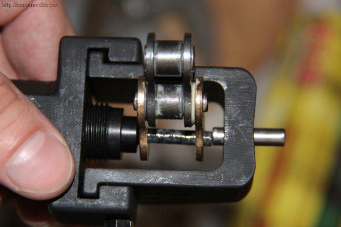 поиск, расклепать шину от бензопилы лампы самые