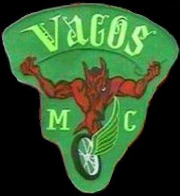 Однопроцентники (1%) Vagos MC
