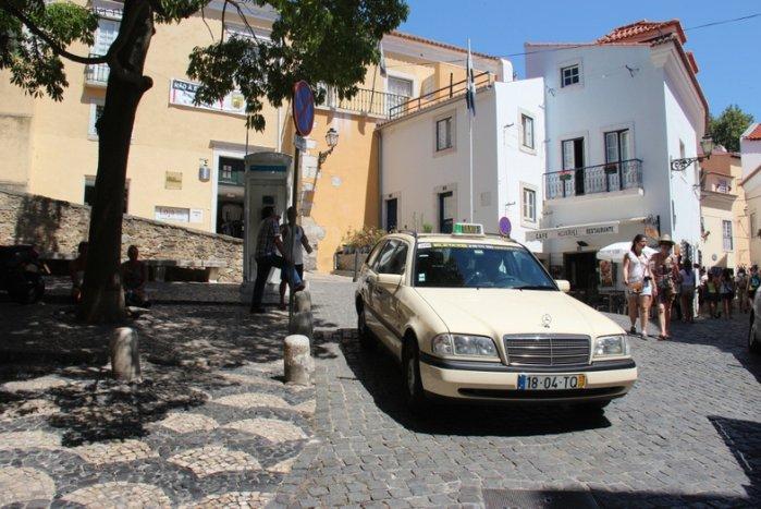 Такси Лиссабона