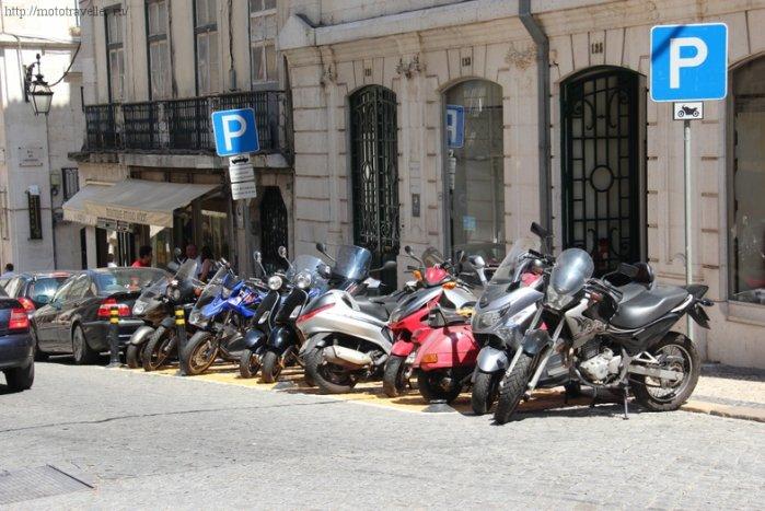 Отчет о поездке на мотоцикле по Португалии