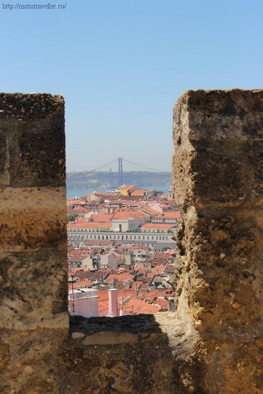 Путешествие по Португалии на мотоцикле