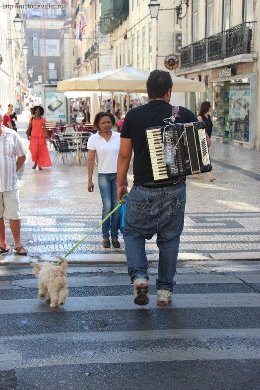 Отчет о поездке по Португалии на мотоцикле