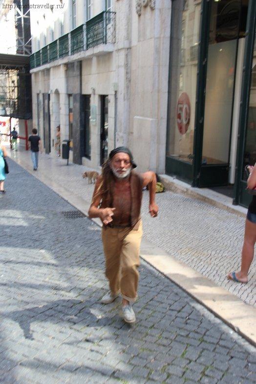 Отчет о поездке по Португалии на мотоцикле.