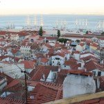 Отчет о путешествии на мотоцикле по Португалии (Часть 3. Лиссабон. Алфама).