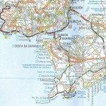 Отчет о путешествии на мотоцикле по Португалии (Часть 4. Сетубал, Сесимбра, Мыс Эспишель).