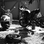 Расчет расходов на мотоцикл Honda cb 400 за сезон эксплуатации.