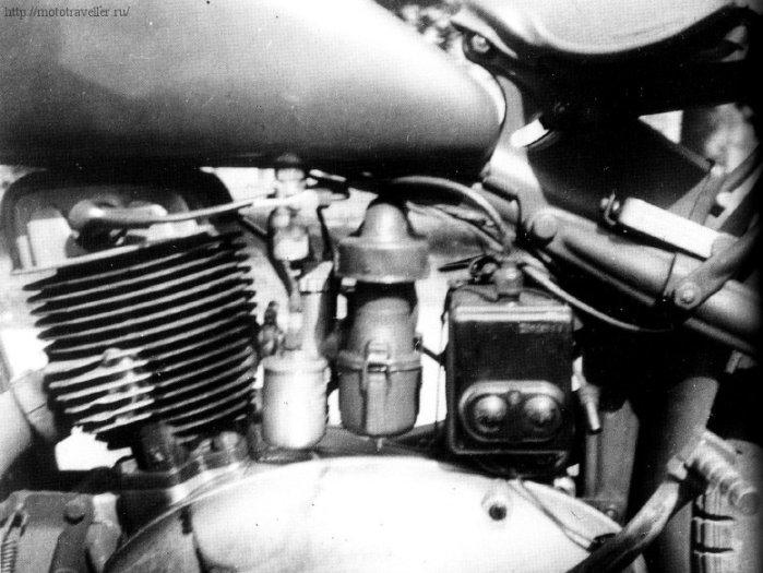 Военный мотоцикл DKW 350