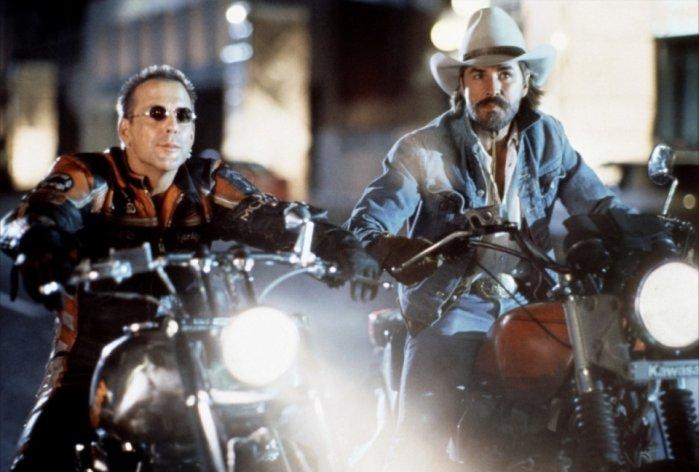 «Мотоцикл Из Фильма Харлей-дэвидсон И Ковбой Мальборо» / 2008