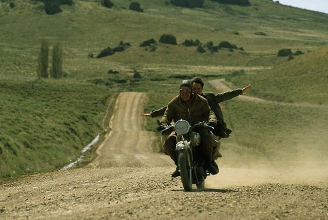 a personal review of the movie the motorcycle diaries