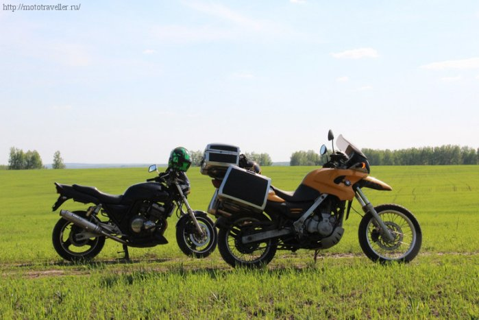 Отчет о поездке на мотоциклах в автомузей Красинца в Черноусово в Тульской Области