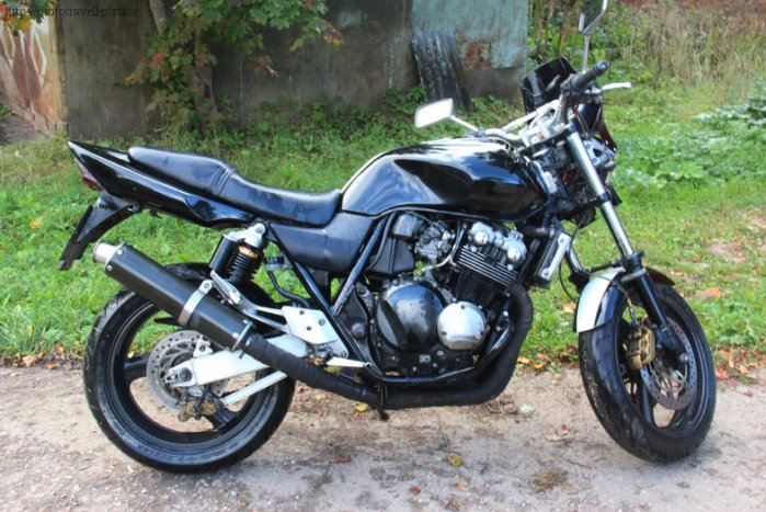 Продаю мотоцикл <b>Honda cb400sf VTEC</b> 2000 года выпуска ...