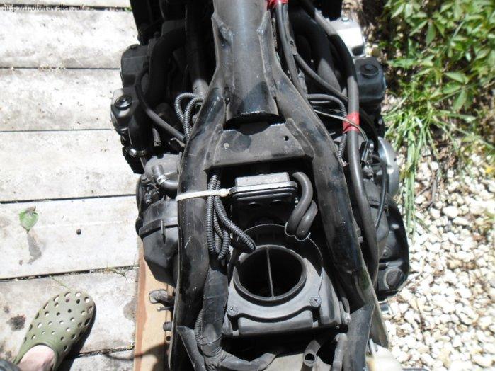 Фото № 1123 Синхронизация карбюраторов на мотоцикле cb 600