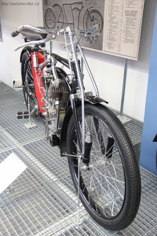 Мотоциклы Национального технического музея Праги