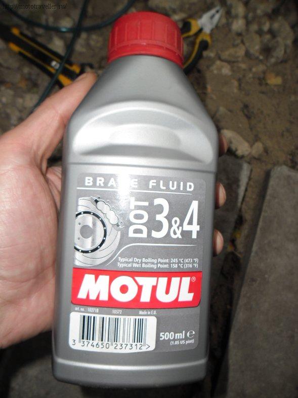 замена тормозной жидкости на honda сб-1