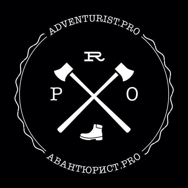 Логотип группы Авантюрист Про в Фейсбуке