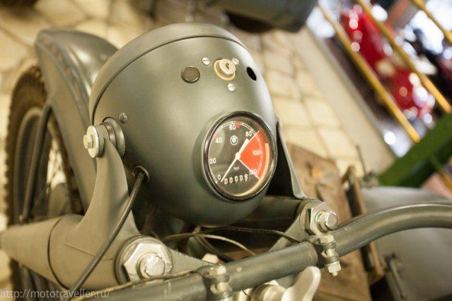 Все мотоциклы музея техники Задорожного