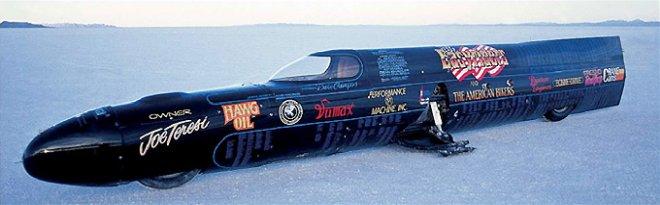 Самый быстрый мотоцикл, установивший мировой рекорд скорости
