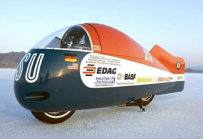 Самый быстрые мотоциклы в мире, разогнавшиеся более 300 км час