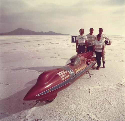 мировые рекорды скорости на мотоциклах