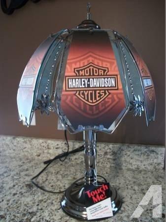 Настольные лампы Харлей Дэвидсон