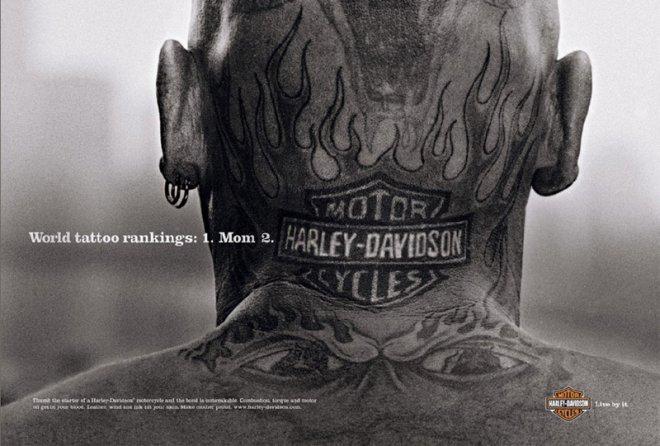 Самая прикольная реклама мотоциклов