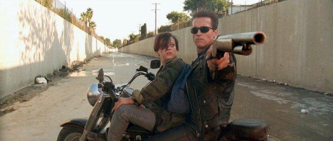 Лучшие погони на мотоциклах в кино