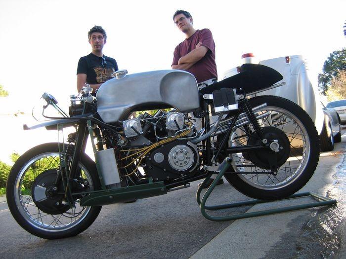 ТОп-10 самых странных кастом-мотоциклов